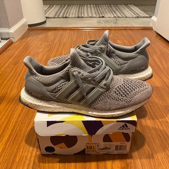 Ultra boost - wool grey (1st release)